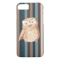 Happy Owl iPhone 7 Case