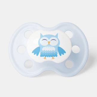 Happy Owl Pacifier