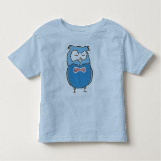 Happy owl toddler t-shirt