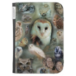 Happy Owls Cases For Kindle