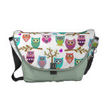 happy owls courier bags
