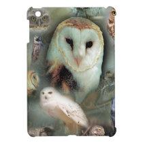 Happy Owls iPad Mini Case