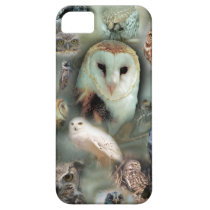 Happy Owls iPhone SE/5/5s Case