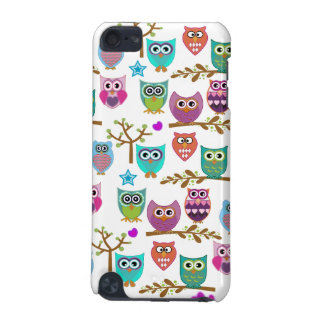 happy owls iPod touch 5G cases