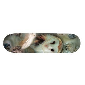 Happy Owls Skateboard Decks