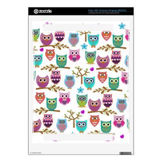 happy owls xbox 360 skin