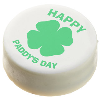 Happy Paddy's Day Chocolate Covered Oreo