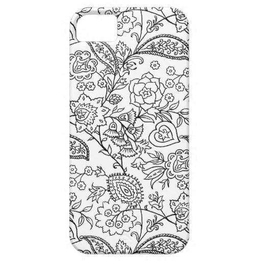 happy paisley iPhone 5 case