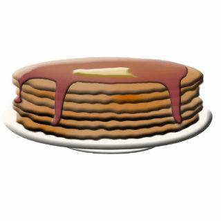 Happy Pancake Day - Pancake Stack Acrylic Cut Outs