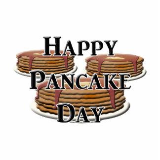Happy Pancake Day Photo Sculpture