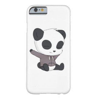 Happy Panda Barely There iPhone 6 Case