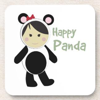 Happy Panda Coaster