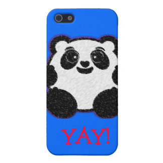Happy Panda Covers For iPhone 5