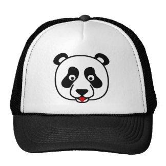 Happy Panda Face Trucker Hat