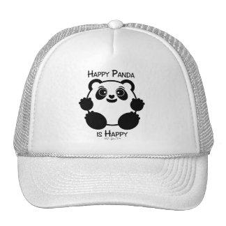 Happy Panda Mesh Hat