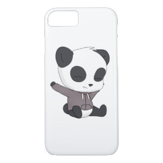 Happy Panda iPhone 7 Case