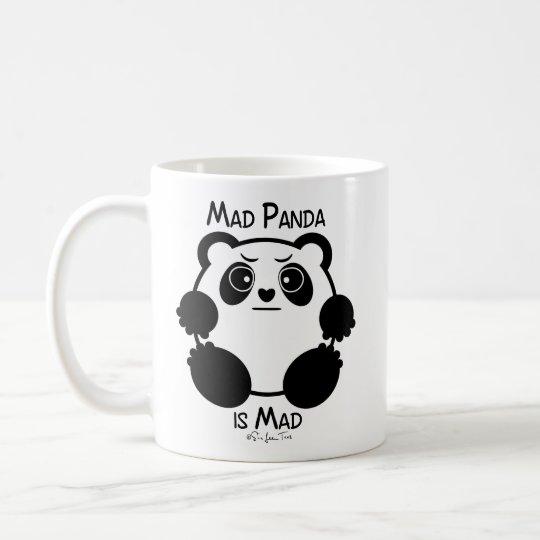 Happy Panda/Mad Panda Coffee Mug