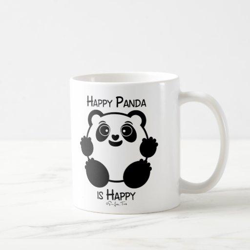 Happy Panda/Mad Panda Mugs