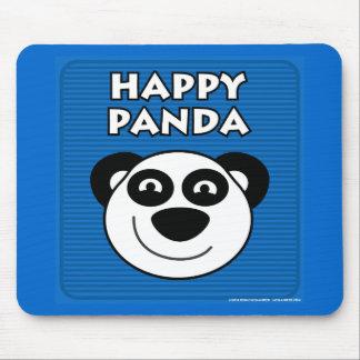 Happy Panda Mousepads