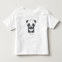 Happy Panda Toddler's Shirt