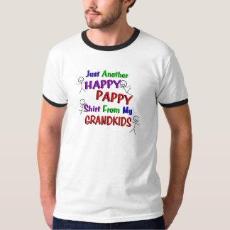 Happy Pappy Tee Shirt
