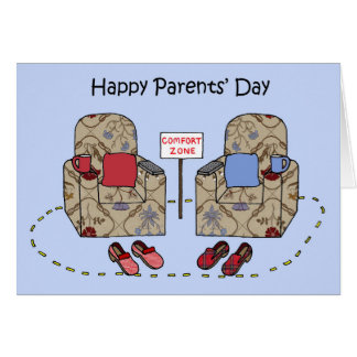 Happy Parents' Day Card