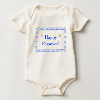 Happy Passover Baby Creeper