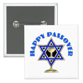 Happy Passover Buttons