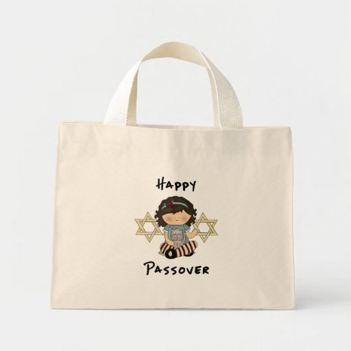Happy Passover Girl Bag
