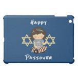 Happy Passover Girl Case For The iPad Mini