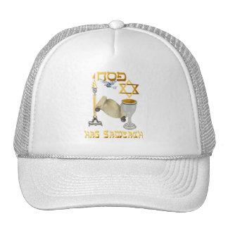 Happy Passover Hat
