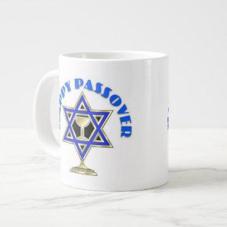 Happy Passover Large Coffee Mug