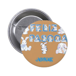 HAPPY PASSOVER, LOVE BUTTON