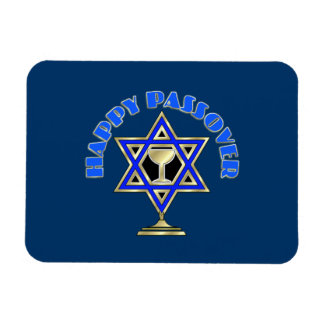 Happy Passover Magnet