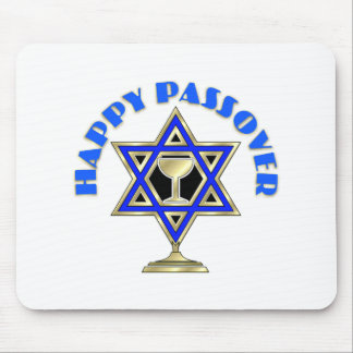 Happy Passover Mouse Pads