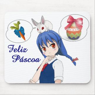 Happy Passover (Personalizável) Mouse Pad