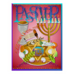 Happy Passover Posters
