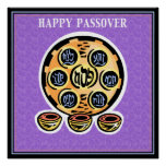 """Happy Passover"" Print/ Poster"
