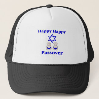 Happy Passover Trucker Hat