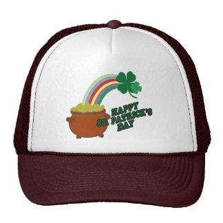 Happy Patrick s Day Trucker Hat