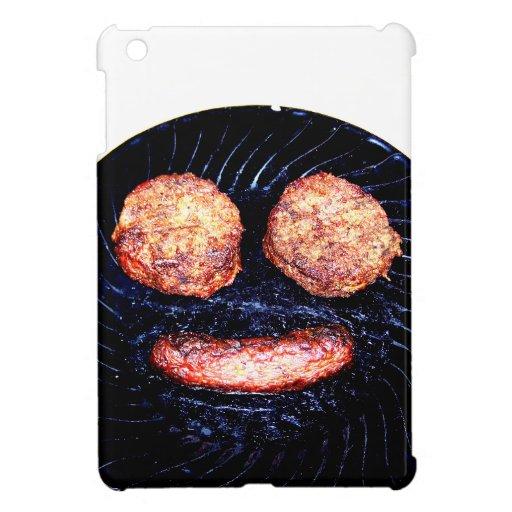 Happy Patties and Brat iPad Mini Cases