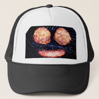 Happy Patties and Brat Trucker Hat