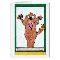 Happy Paw Paw's Day Card