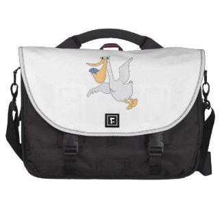 Happy Pelican Commuter Bags
