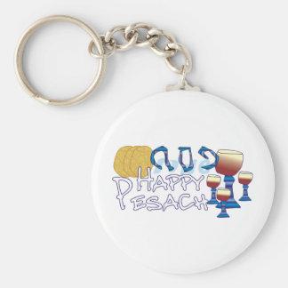 Happy Pesach Keychain