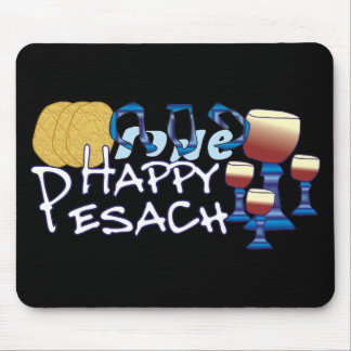 Happy Pesach Mouse Pad