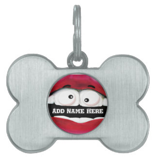 Happy!_ Pet ID Tag