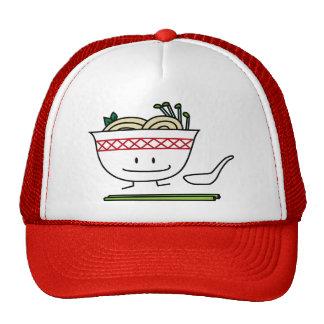 Happy Pho Noodle Bowl Trucker Hat