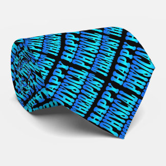 Happy Physical Therapist Neck Tie