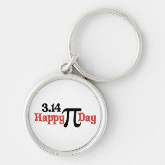 Happy Pi Day 3.14 - March 14th Keychains